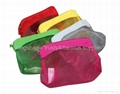mesh cosmetic bag,gift promotion bag,beauty ladies cosmetic bag
