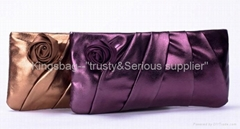 Shiny PU clutch bag,evening bag,dressing bag