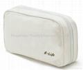 Canvas clutch bag,cavnas overnighter bag,toilet bag canvas made
