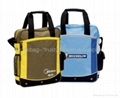 polyester shoulder bag adjustable strap,promotion shoulder bag