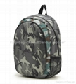 Waterproof polyester backpack,polyester