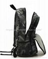 Waterproof polyester backpack,polyester rucksack,camouflage backpack