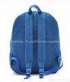 polyester school bag,sports bag for student,student rucksack,leisure school bag