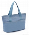 Canvas leisure tote bag, ladies tote bag