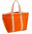 Polyester shopping bag large capacity, promotion shopping bag