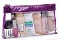 Durable clear PVC washing bag-fashion toilet bag