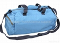 Oxford high quality weekend travel bag blue color