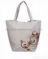 Fashion Canvas shopping bag, leisure tote bag for women