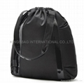 Fashion carry bags drawstring closure