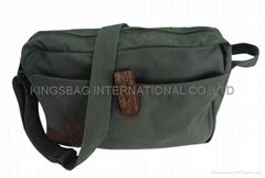 Latest canvas shoulder bag,canvas message bag for men