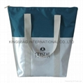 Unisex 1680D polyester tote bag, 2C