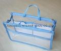 Transparent PVC storage bag