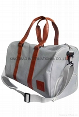 Latest mens large capacity travel bag,sports bag polyester made