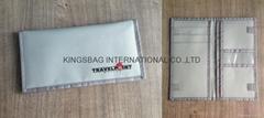 Polyester travel card holder,useful polyester travel holder