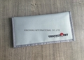 Polyester travel card holder,useful polyester travel holder