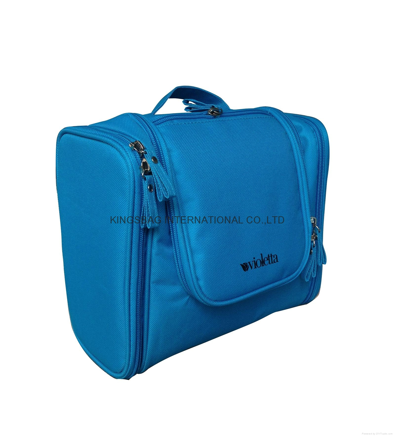 600D polyester hanging toiletry bag,organizer toiletry bag 2