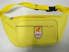 600D polyester bumbag,polyester waist bag