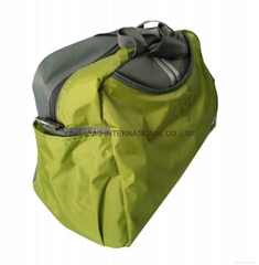 Promotion polyester travel bag,weekend duffel bag promotion purpose