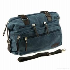 Jeans weekend duffel sprots bag,jeans travel bag blue colour