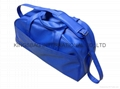 Synthetic leather PVC travel bag,promotional travel bag