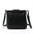 Synthetic leather PU leisure ladies shoulder bag,PU ladies shoulder handbag