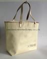 Microfiber tote gift bag,microfiber promotional tote shopper bag