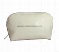 Crocodile pattern matt PU cosmetic bag 4ebb1aab4c3e4