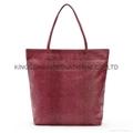 Deluxe PU snake pattern ladies large size tote bag,snake pattern PU handbag