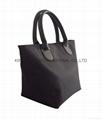 Microfiber small shopper bag, shopping bag