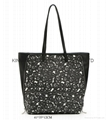 Top grade faux leather PU women's tote