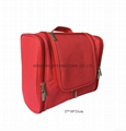 600D polyester multi-function unisex travel portable toiletry bags