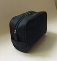 1680D polyester combined with PU men's cosmetic bags, makeupbags
