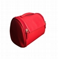 Imitation leather PU women's promotional makeup bags wash bags