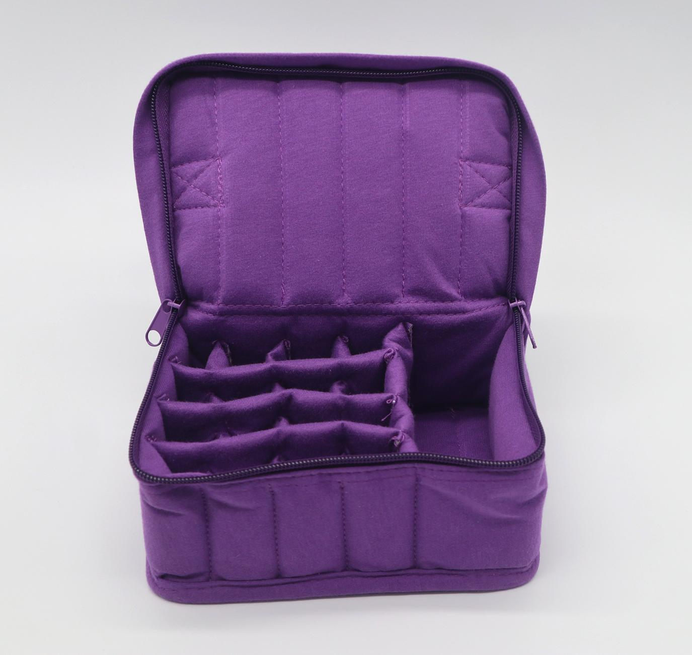 Thirteen bottles holders mutispandex made essential oil pouch bag  8