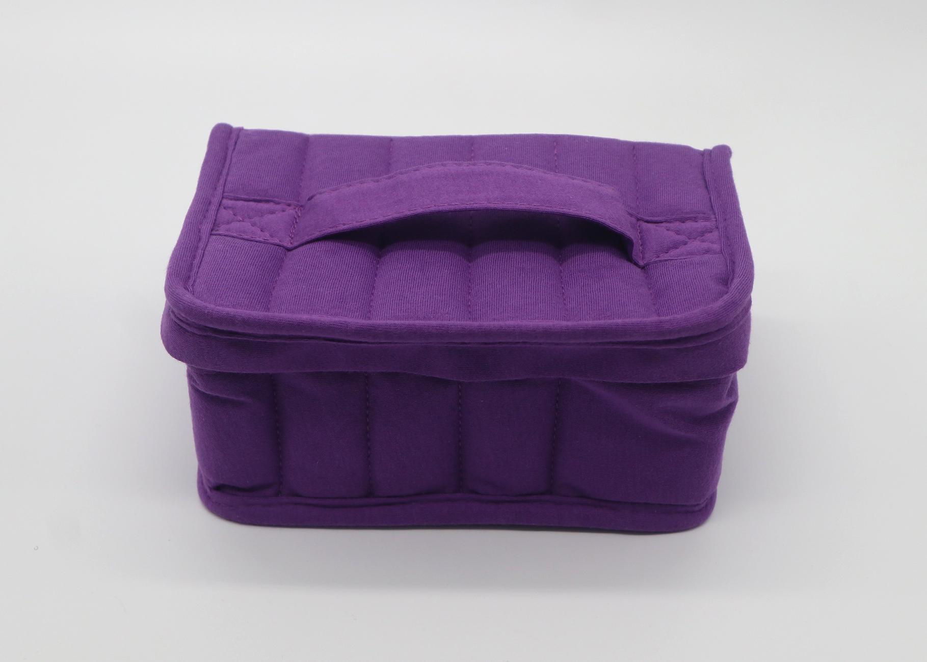 Thirteen bottles holders mutispandex made essential oil pouch bag  6