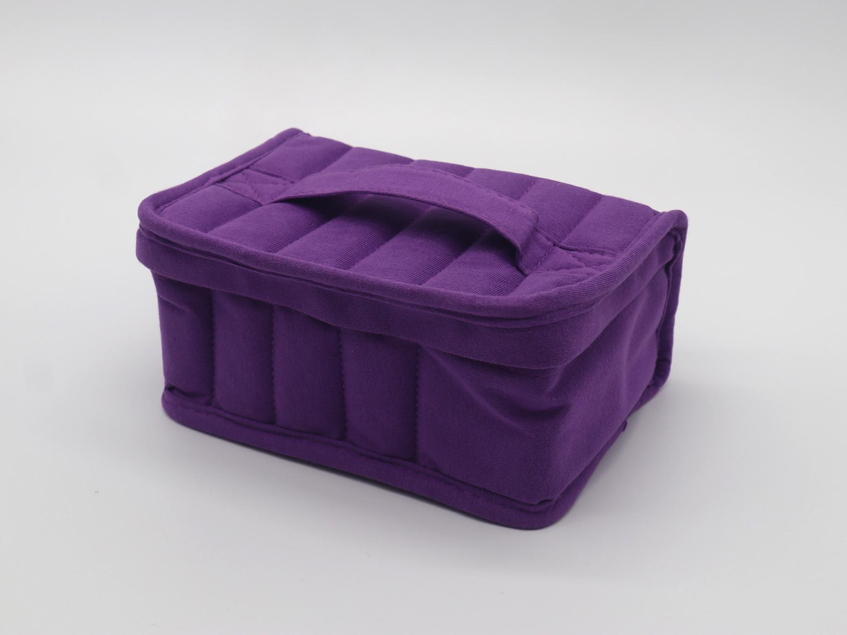 Thirteen bottles holders mutispandex made essential oil pouch bag  3