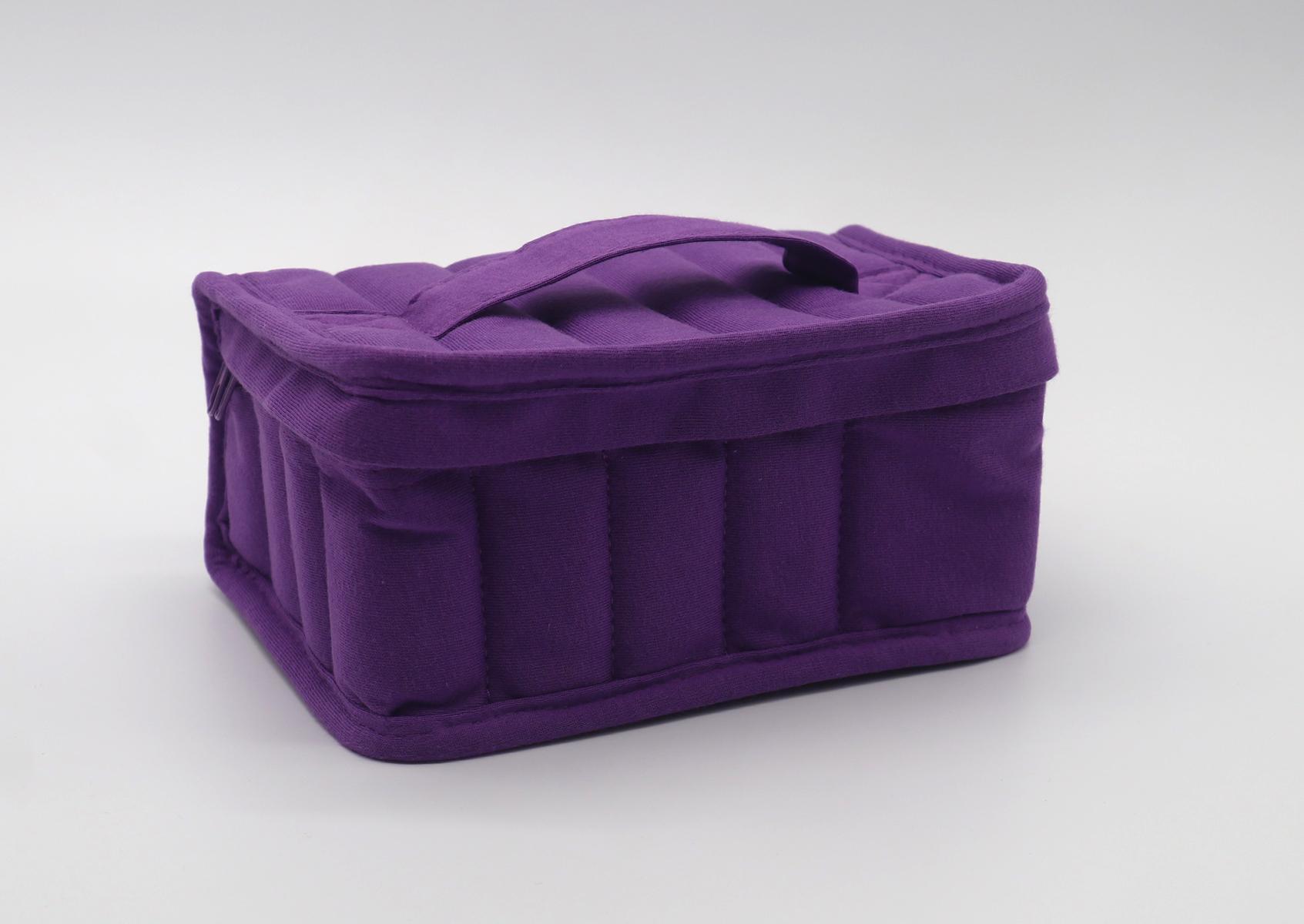 Thirteen bottles holders mutispandex made essential oil pouch bag  4