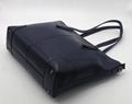 2019 latest genuine leather fashion beauty women large tote handbag black colour