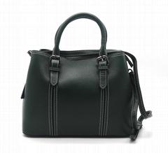 Genuine leather beauty medium size women