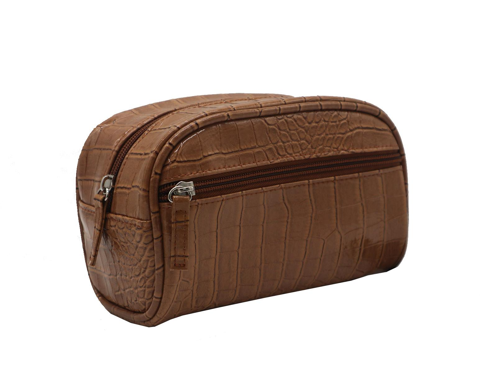 Never outdated lady makeup  bag to cosmetics