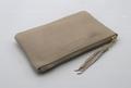 PU leather fashionable lady clutch bag with PU tassel tab