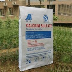 calcium sulphate dihydrate food grade terra alba