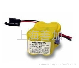 松下BR-2-3AGCT4A电池数控系统专用 1