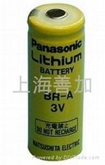 PANASONIC松下锂电池BR-A