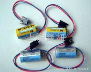 原装三菱锂电池MR-BAT 1