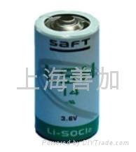 原装法国SAFT电池LSH14 1