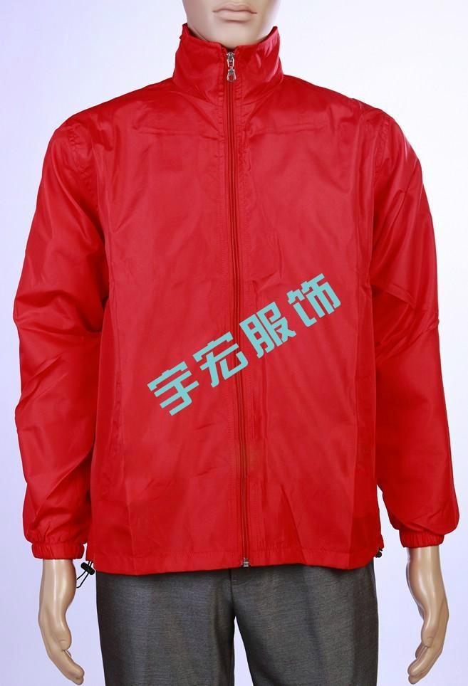中山冬季廠服 4