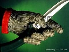 不鏽鋼絲網手套