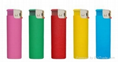 FH-808  plastic electronic lighter ,ISO9994,CR