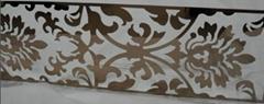 永康不锈钢雕刻板/彩色不锈钢镂空板加工
